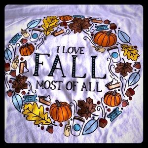 Brand new plus size fall tee